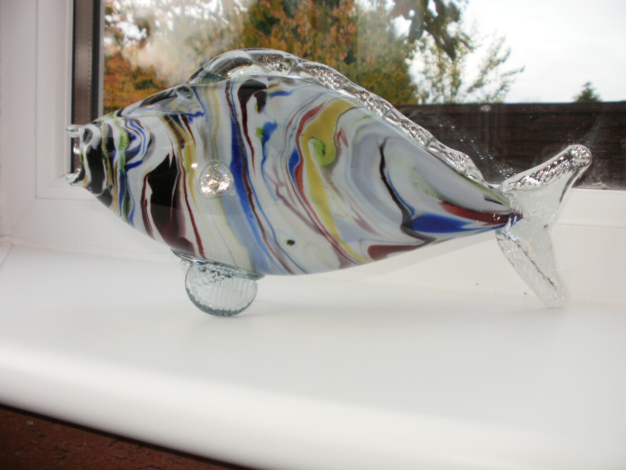 These are a few of my favourite things alienhippy 39 s blog for Blown glass fish